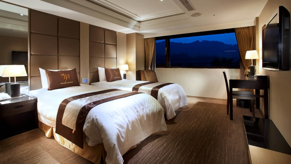 Mountain View Twin Room